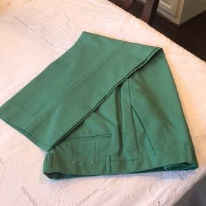 Gap tailored crop pants